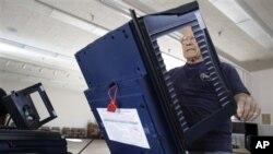الیکٹرانک ووٹنگ مشینوں کا اندرونی حفاظتی نظام غیر محفوظ ہے