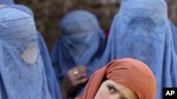 تجلیل از روز زن در افغانستان