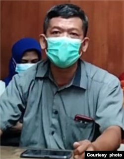 Tri Wahyu, Direktur Indonesian Court Monitoring (foto: courtesy).