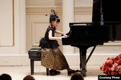 Pianis Felice Kirana Auria Candra - (courtesy Carnegie Hall/Sienny Debora)