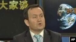 美国维吾尔协会阿里木.斯依托夫