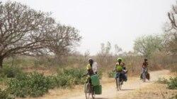 Reportage de Issa Napon, correspondant à Ouagadougou pour VOA Afrique