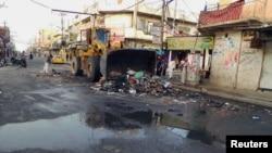 Mosul , petak, 13. juna
