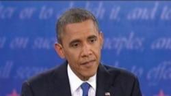 Debat Ketiga Capres AS tentang Kebijakan Luar Negeri - Liputan Berita VOA