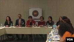 Komcivîna Federasyona Jinan li Amedê