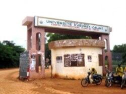 Crise à l'Université d'Abomey Calavi-Reportage de Ginette Fleure Adande à Cotonou