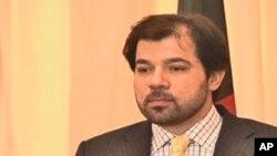 جاوید لودین: د افغان ـ امریکا د ستراتیژیکو اړیکو په اړه مې له ایران سره مشوره وکړه