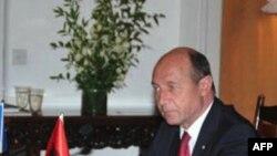 Президент Румунії Траян Басеску