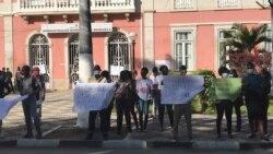 Trabalhadores da Função Pública em greve em Benguela - 2:41