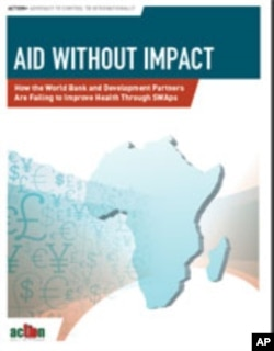 ACTION report evaluates World Bank and donor sector-wide approach to health programs