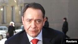 Михаил Лесин. Архивное фото. 2002г.