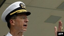Chủ tịch ban Tham mưu liên quân Hoa Kỳ - Đô đốc Mike Mullen
