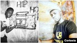 """Os rappers moçambicanos Doll D e Phe Urbano lançaram recentemente o single """"Coronavírus"""""""