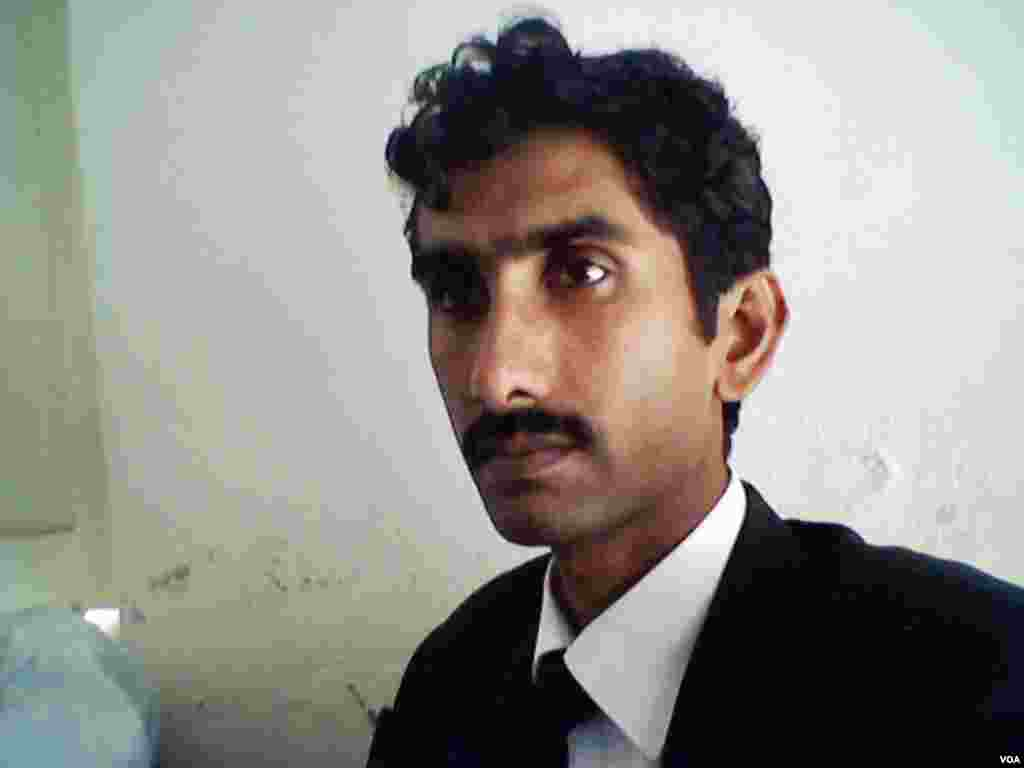 Abdul, a Pakistani lawyer, has been a listener since 1999.