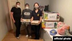 USAID продолжает помогать тем, кто пострадал от пандемии COVID-19