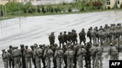 """Azərbaycan hərbiçiləri """"Qara Dəniz Rotasiya Qüvvəsi -2011"""" çoxtərəfli təlimlərində iştirak edir"""