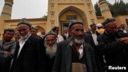 Уйгуры в Кашгаре, Синьцзян-Уйгурский автономный район, КНР
