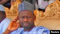 Gwamnan Jihar Gombe Ibrahim Dankwambo.