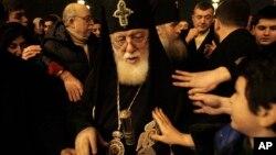 Католикос-патриарх всея Грузии Илия II