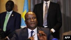 南苏丹第一副总统塔班·登格·盖