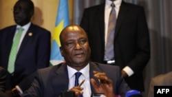 Mataimakin Shugaban Sudan ta Kudu na 'daya Taban Deng Gai