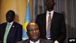 Taban Deng Gai, Icegera ca mbere gishasha ca perezida wa Sudani yo mu bumanuko
