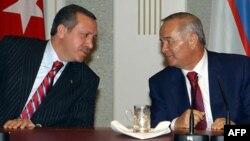 Turkiya Bosh vaziri Rejep Tayyib Erdog'anning Toshkentga tashrifi, 19-dekabr, 2003
