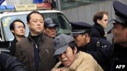 პროტესტის შიში ჩინეთში