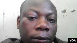 UMnu. Obey Manaiti, intathelizindaba ye phephandaba leNewsday, elingaphansi kwenkampani yeAlpha Media Holdings ( AMH ), otshaywe kabuhlungu ngamapholisa.