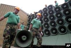 Bình Nhưỡng yêu cầu Seoul hoặc là ngưng các chương trình phát thanh qua biên giới vào miền Bắc hoặc phải đối mặt với các cuộc tấn công quân sự.