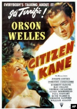 "Orson Welles' ""Citizen Kane"" is considered by many critics to be the greatest film ever made"