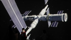 Quiz - China to Send 3 Astronauts to New Space Station