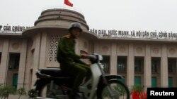 Trụ sở Ngân hàng Nhà nước Việt Nam tại Hà Nội.