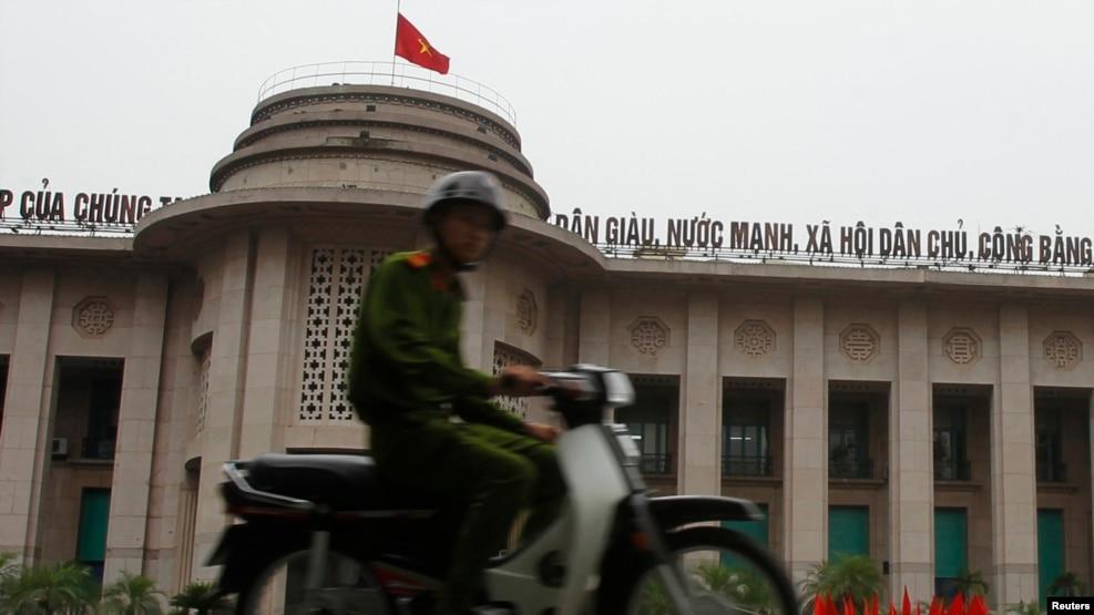Ngân hàng nhà nước Việt Nam. (Ảnh minh họa)