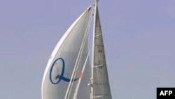 Chiếc du thuyền SV Quest bị hải tặc Somalia đánh cướp
