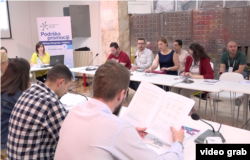 Seminaru o uticaju tehničkih sporazuma na vladavinu prava i bezbednost, u Kući ljudskih prava u Beogradu, 18. juna 2019.