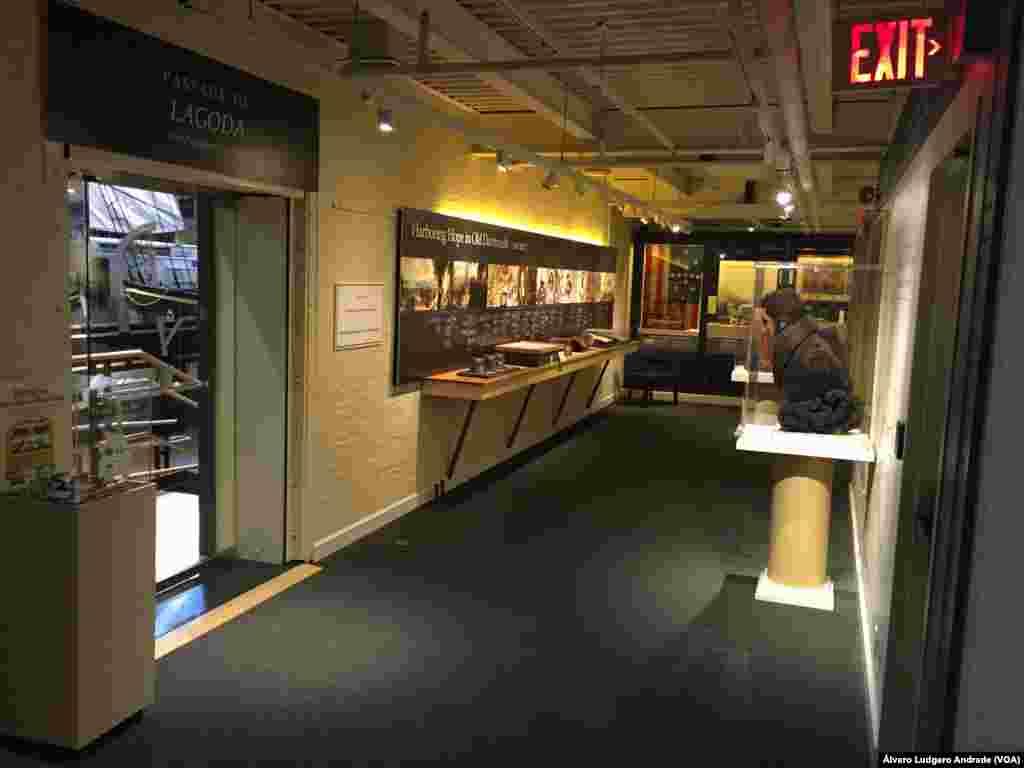 Museu da Baleia em New Bedford, Estados Unidos