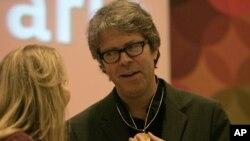 El escritor Jonathan Franzen es considerado el mejor novelista estadounidense del siglo XXI.