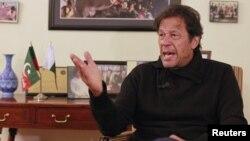 تحریک انصاف کے سربراہ عمران خان