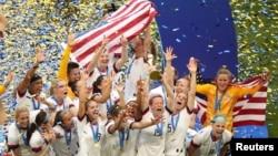 Soccer Football - Women's World Cup Final - United States v Netherlands