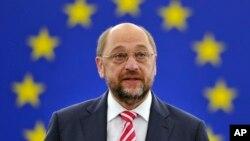 Novoizabrani predsednik Evropskog parlamenta Martin Šulc