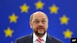 Avrupa Parlamentosu Başkanı Martin Schulz, Türkiye'nin üyeliğine destek veren ancak eleştirmekten kaçınmayan tavrıyla tanınıyor.