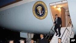 Tổng thống Obama đến Kabul