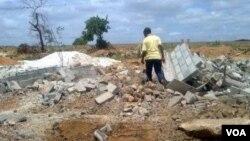 Angola Demolições Luanda Viana