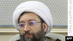 رییس قوه قضاییه جمهوری اسلامی حکم اعدام هفت نفر را متوقف کرد