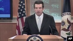 State Department Acting Deputy Spokesman Mark Toner (file photo)