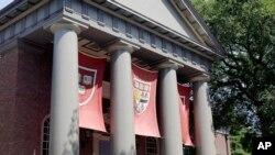 Harvard University, Cambridge, Massachusetts.