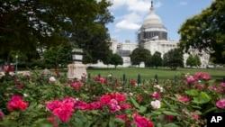 Zgrada Kongresa na Kapitol hilu. Vašington, 19. septembar, 2016.