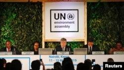 نئی رپورٹ کینیا میں جاری عالمی ماحولیاتی کانفرنس کے موقع پر جاری کی گئی ہے۔