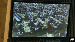 Liên hiệp quốc biểu quyết hiệp ước quốc tế về buôn bán võ khí
